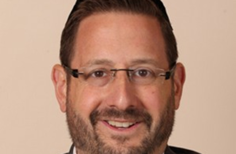 Dov Lipman (photo credit: KNESSET)