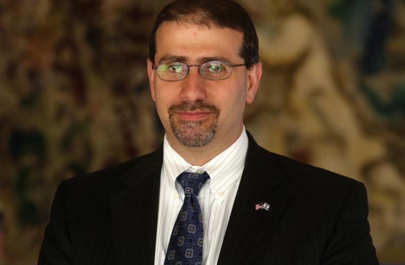 Dan Shapiro (photo credit: MARC ISRAEL SELLEM/THE JERUSALEM POST,MARC ISRAEL SELLEM)