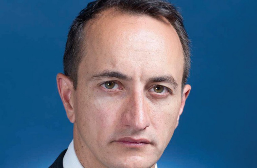 Australian Ambassador Dave Sharma (photo credit: Courtesy)