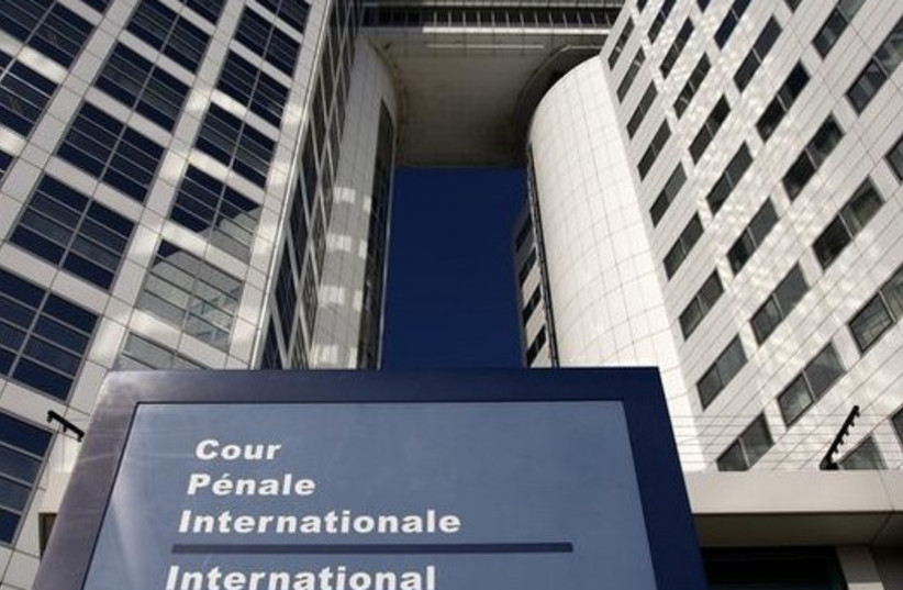 The International Criminal Court in The Hague (photo credit: REUTERS)