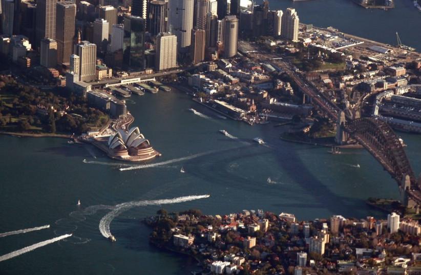 Sydney, Australia (photo credit: REUTERS)