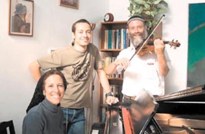 blachman family 88 298 (photo credit: Yocheved Miriam Russo)