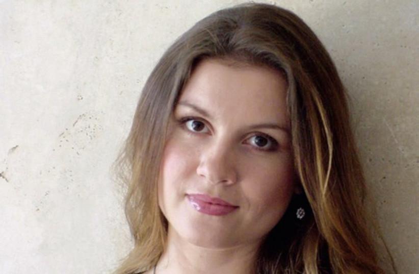 Soprano Anastasia Klevan  (photo credit: PR)