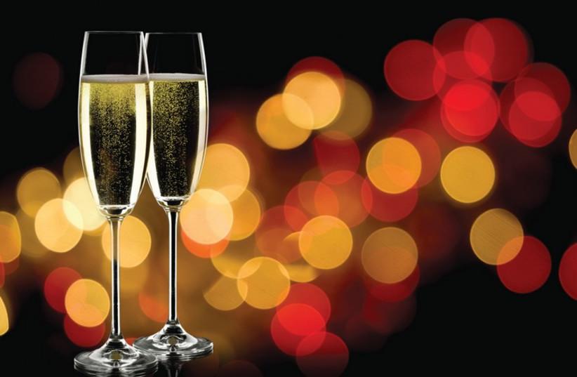 Sparkling wine (photo credit: ING IMAGE/ASAP)