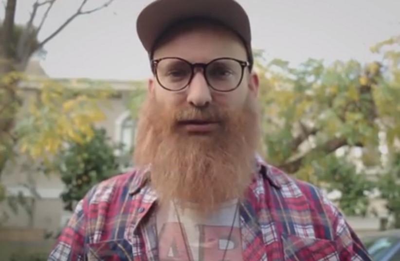 Naftali Bennett in hipster satire (photo credit: screenshot)