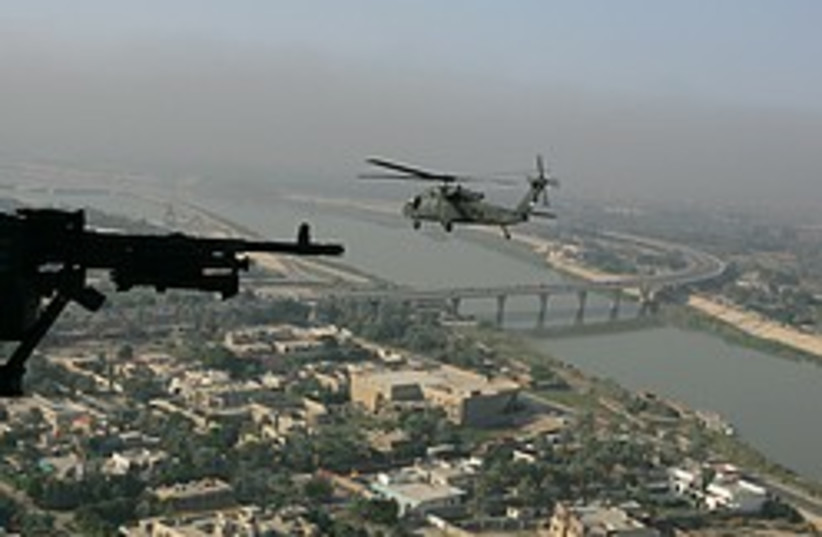 US helicopter iraq 248 88 ap (photo credit: AP)
