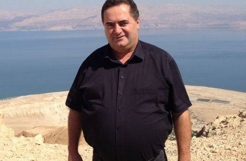 Transportation Minister Yisrael Katz (photo credit: FACEBOOK)