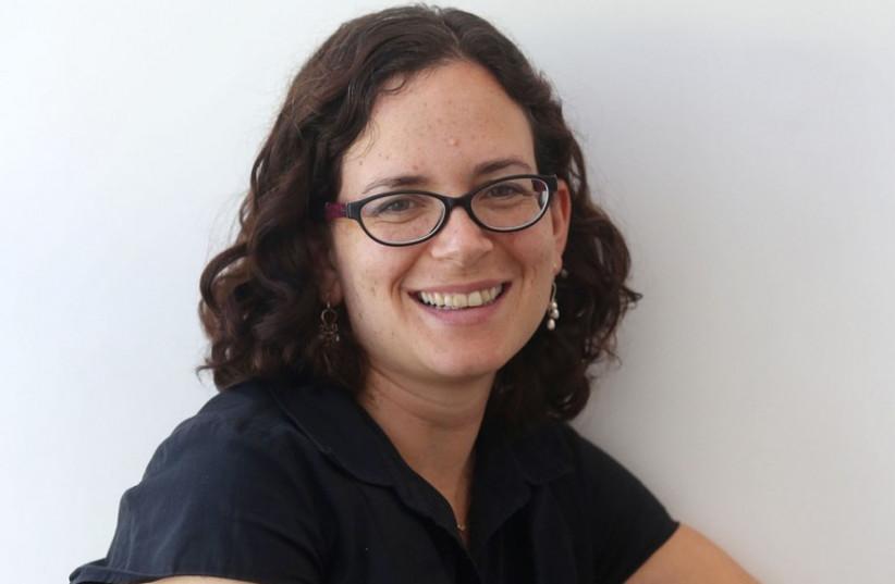 Rachel Azaria (photo credit: MARC ISRAEL SELLEM)