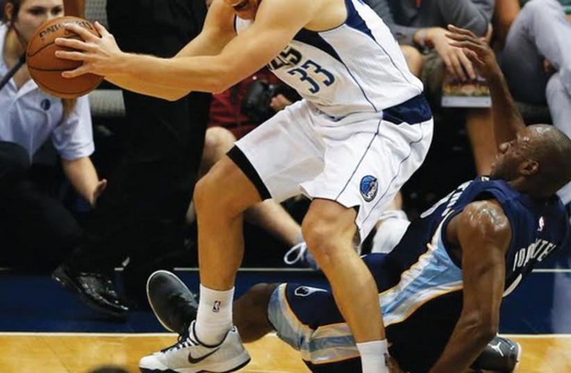 NBA free-agent Gal Mekel  (photo credit: TNS)
