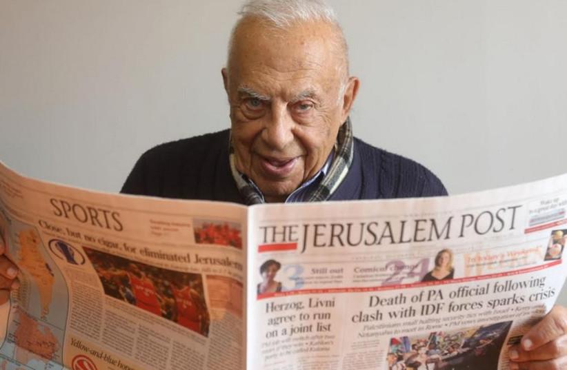 Alexander Zvielli (photo credit: MARC ISRAEL SELLEM/THE JERUSALEM POST)