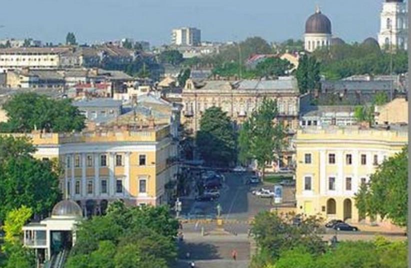 Odessa, Ukraine (photo credit: Wikimedia Commons)