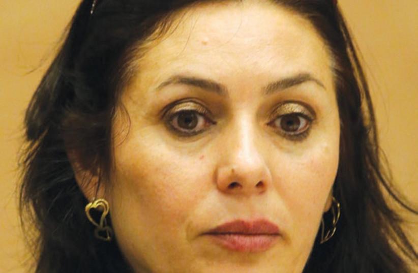 Likud MK Miri Regev (photo credit: MARC ISRAEL SELLEM)