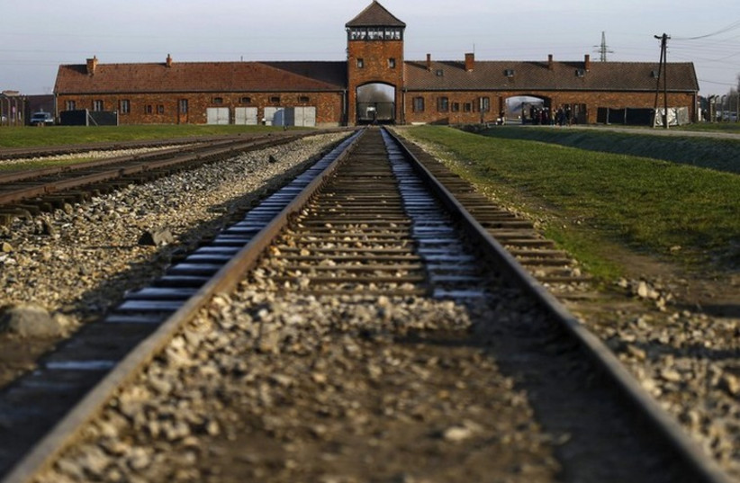 Auschwitz (photo credit: REUTERS)
