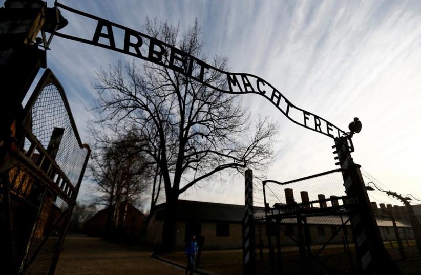 Auschwitz-Birkenau (photo credit: REUTERS)