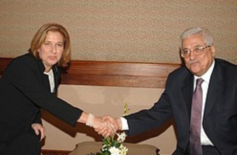 livni abbas shake hands 248.88 (photo credit: GPO [file])