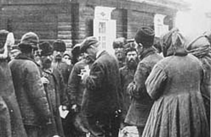 russian jews pioneers 248.88 (photo credit: Courtesy)
