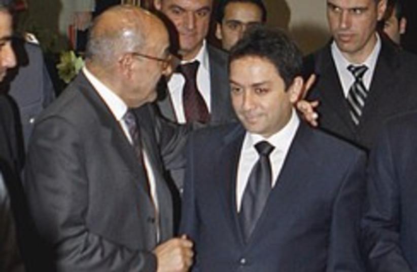 Syria Lebanon deal 248.88 (photo credit: AP)