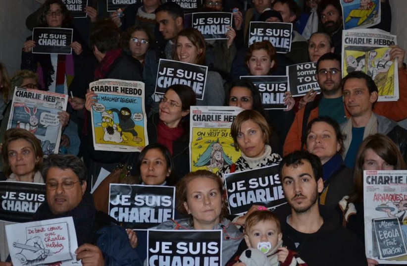 Four Disturbing Aspects Of The Charlie Hebdo Media Narrative The Jerusalem Post