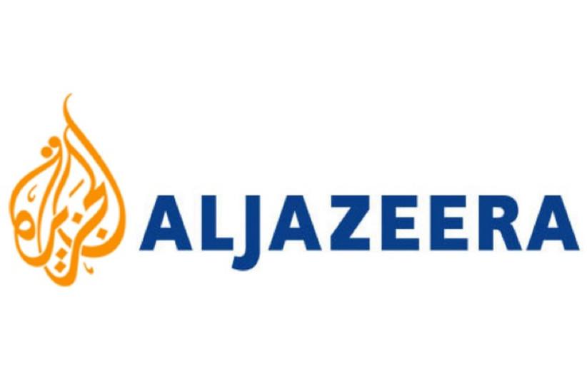 Al Jazeera logo (photo credit: Wikimedia Commons)