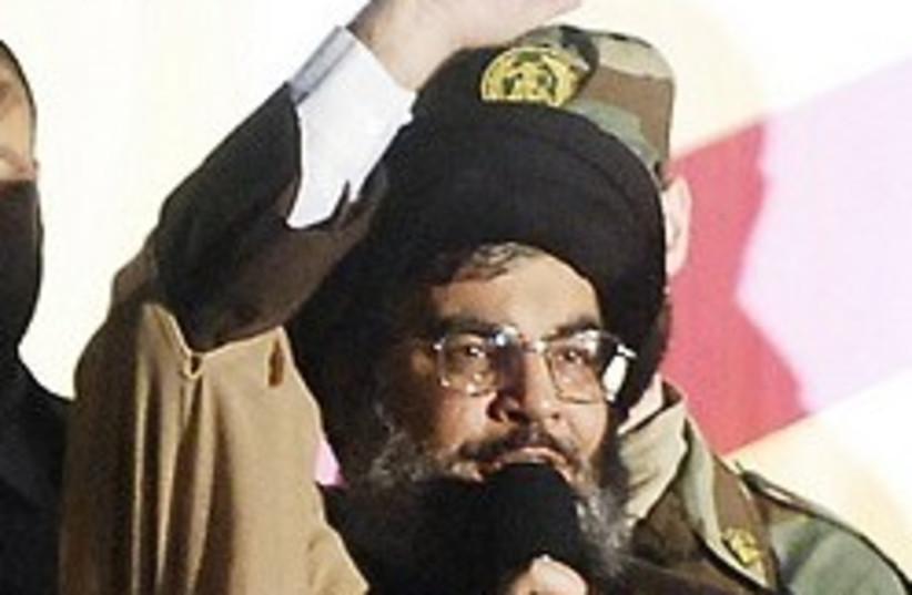 nasrallah 248 88 (photo credit: AP [file])