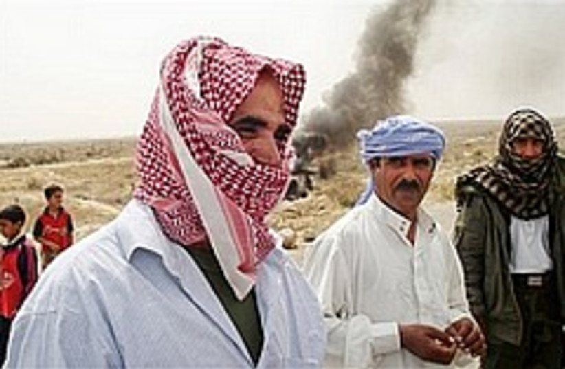 bedouins eygpt 248 88 ap (photo credit: AP [file])