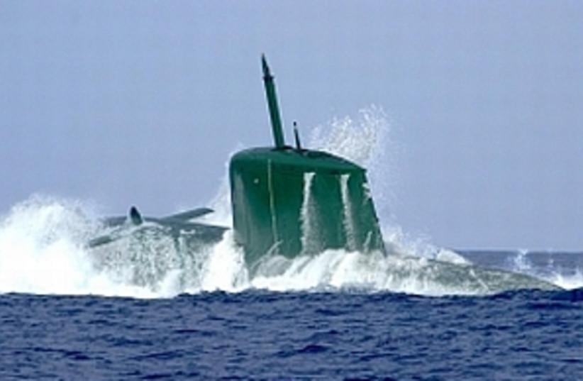 dolphin navy 298.88 IDF (photo credit: IDF)