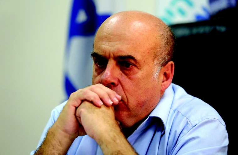 Natan Sharansky (photo credit: MARC ISRAEL SELLEM/THE JERUSALEM POST)