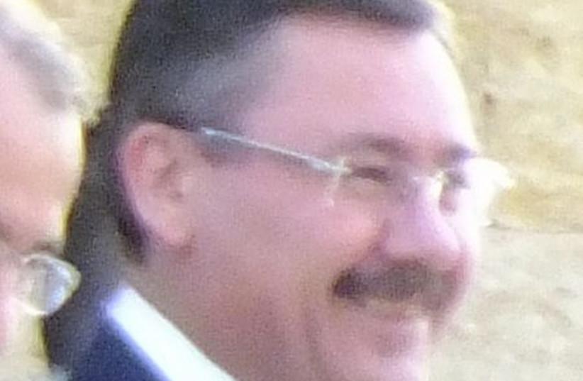 Ankara mayor Melih Gokcek. (photo credit: Wikimedia Commons)