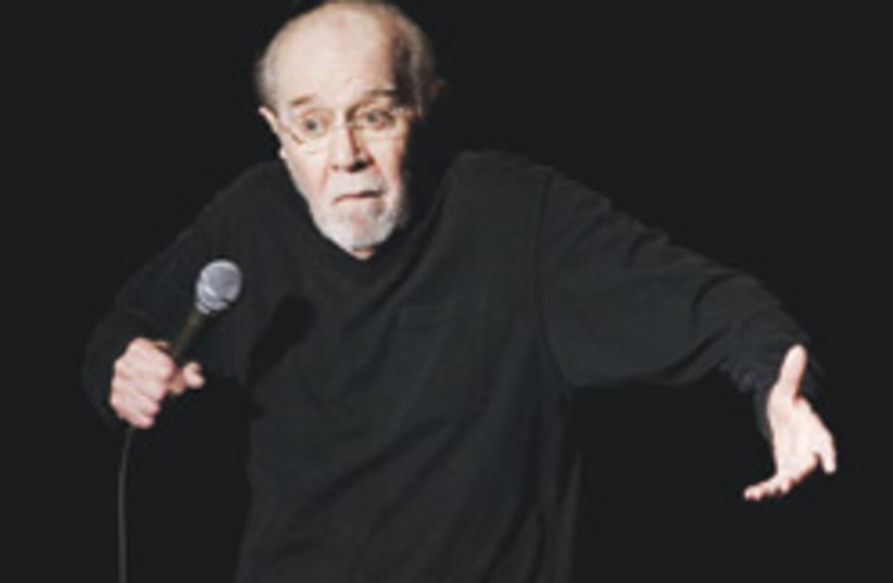 George Carlin 88 248 (photo credit: Courtesy)