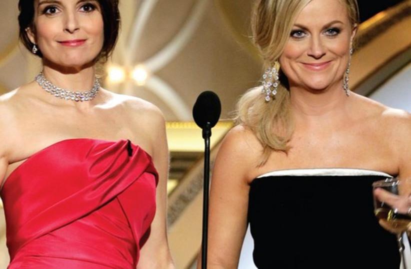 The Golden Globes (photo credit: PR)