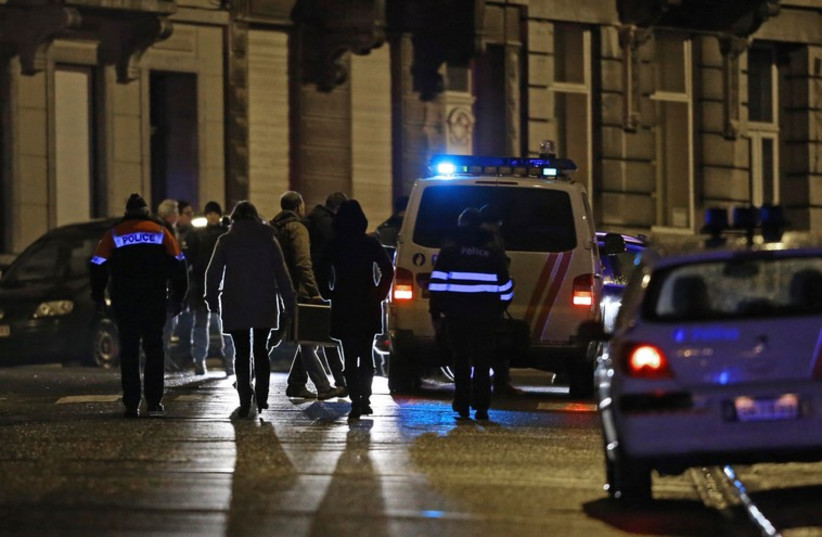 A hotline to report antisemitism in Belgium - The Jerusalem Post