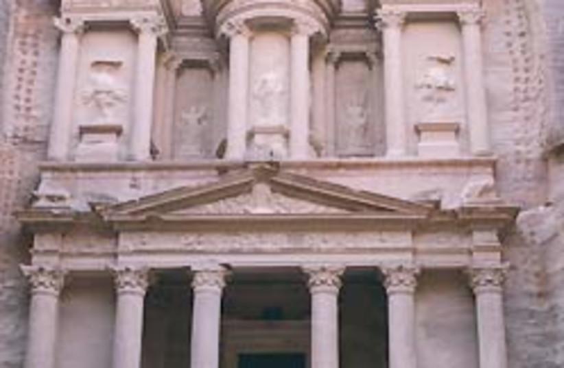 Petra treasury 88 248 (photo credit: Courtesy)