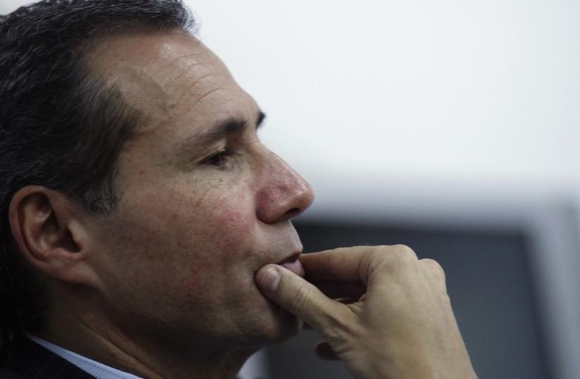 Alberto Nisman  (photo credit: REUTERS)