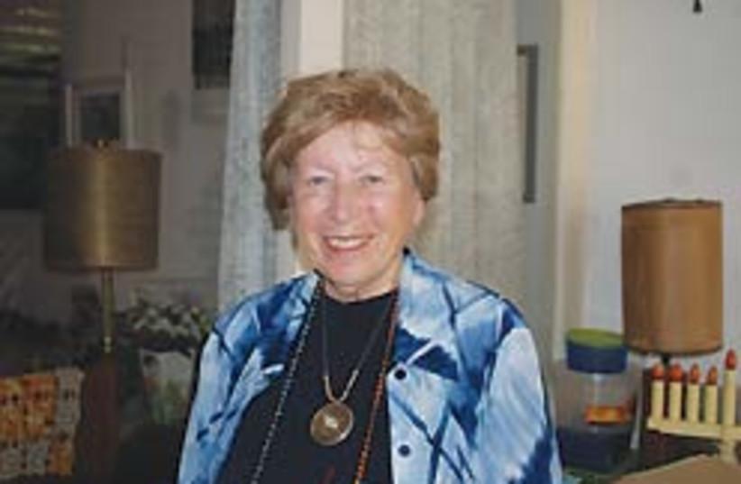 Gloria Deutsch 88 248 (photo credit: Gloria Deutsch)