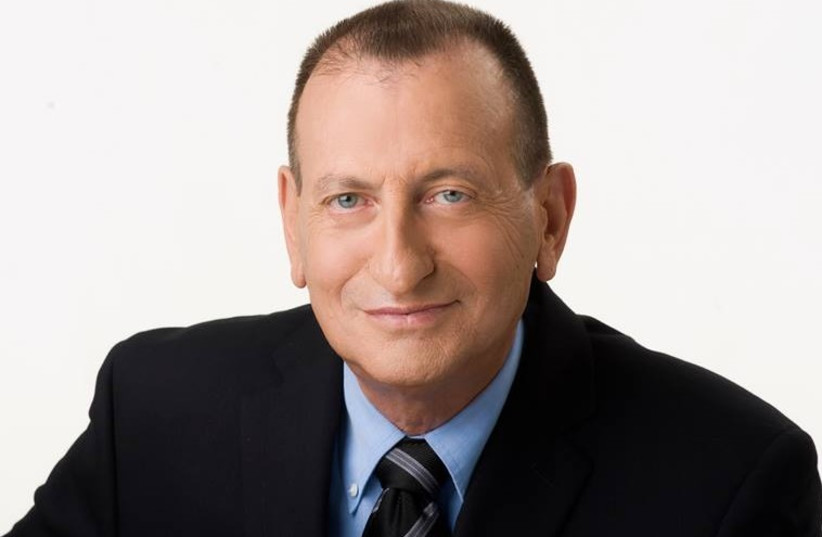 Tel Aviv Mayor Ron Huldai (photo credit: FACEBOOK)