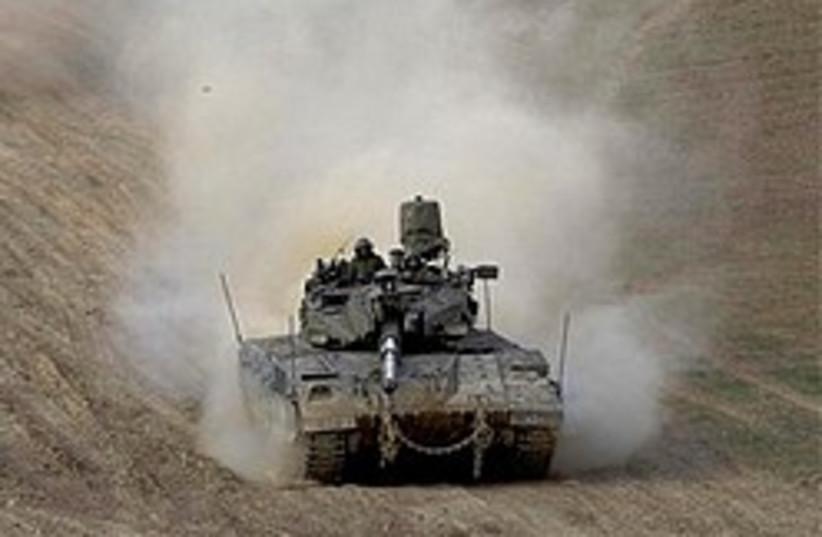 idf tank 248 88 ap (photo credit: AP [file])