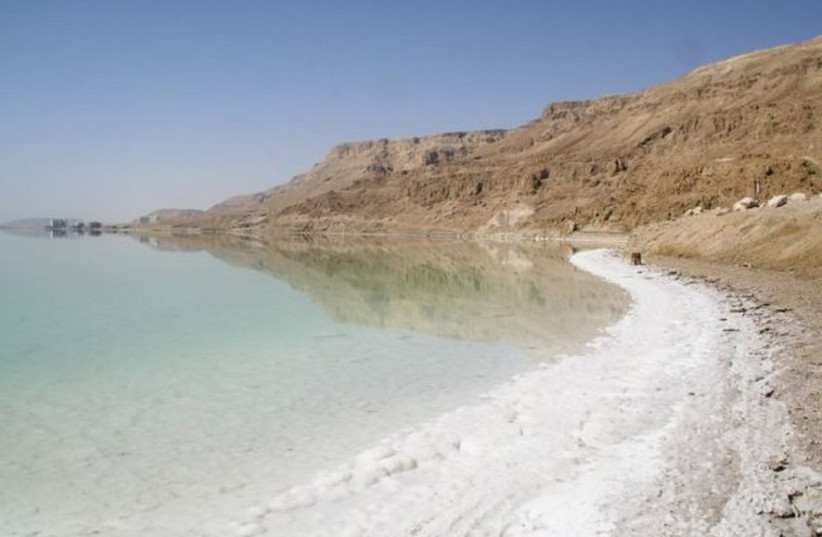 Dead Sea (photo credit: WIKIMEDIA COMMONS/IAN AND WENDY SEWELL)