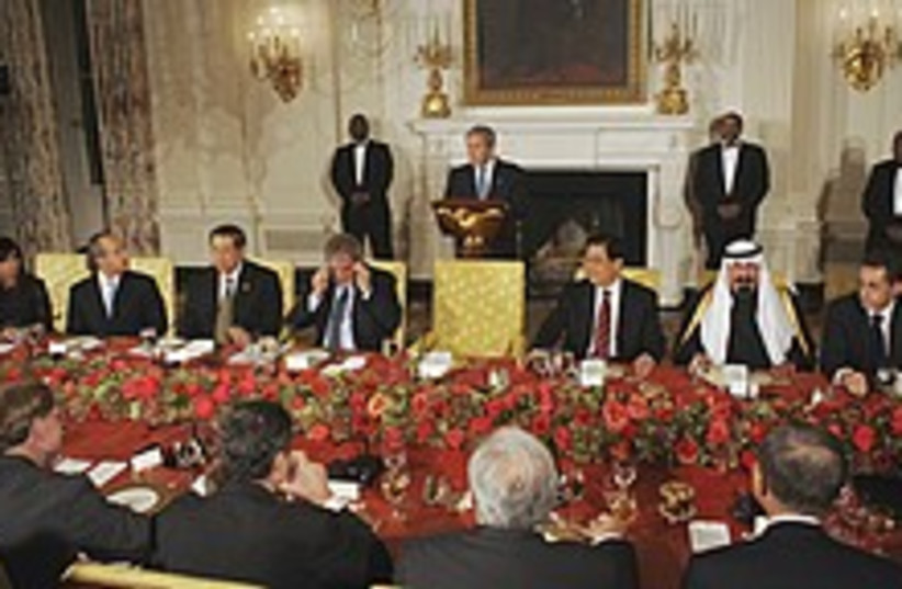 Bush financial summit 248 88 ap (photo credit: AP)