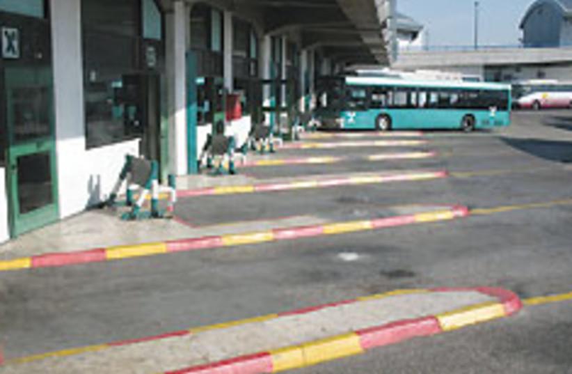 Tel Aviv bus station 88 248 (photo credit: Courtesy )