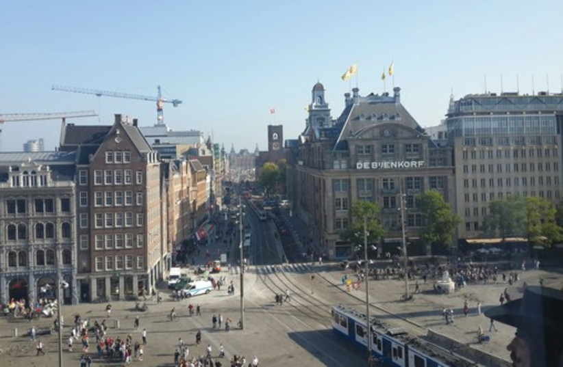 AMSTERDAM, WITH SOME 750,000 citizens, is rich with culture, history, amazing architecture and modern entertainment. (photo credit: SAPIR PERETZ)