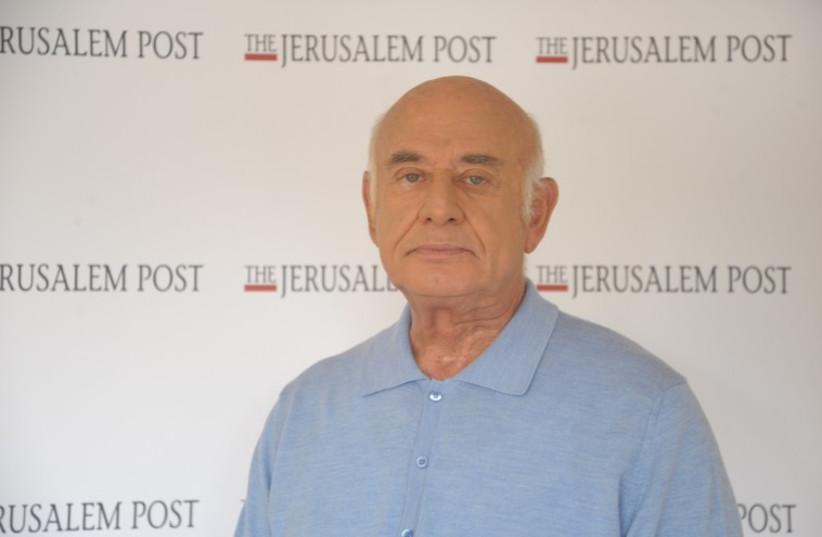 Yaakov Peri (photo credit: AVSHALOM SASSONI)