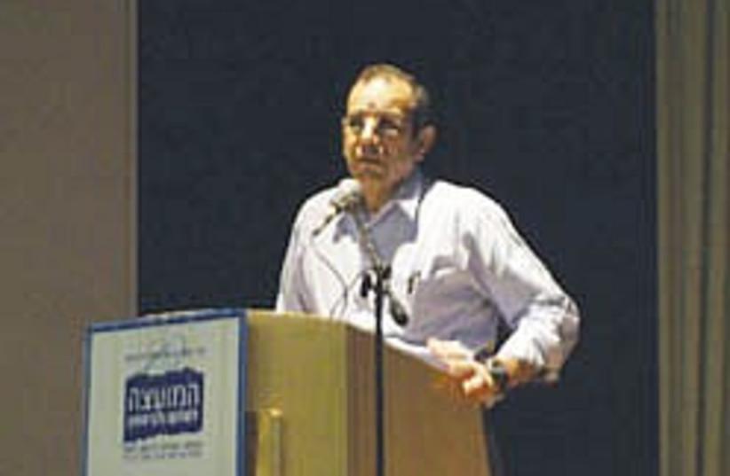 gilad sher (photo credit: Yaakov Lappin)