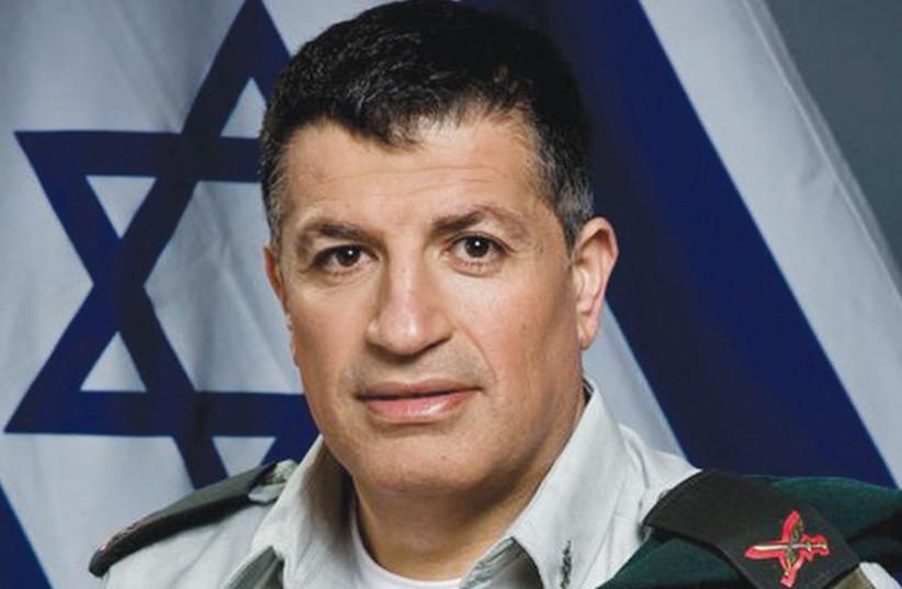 Maj.-Gen. Yoav Mordechai (photo credit: Wikimedia Commons)