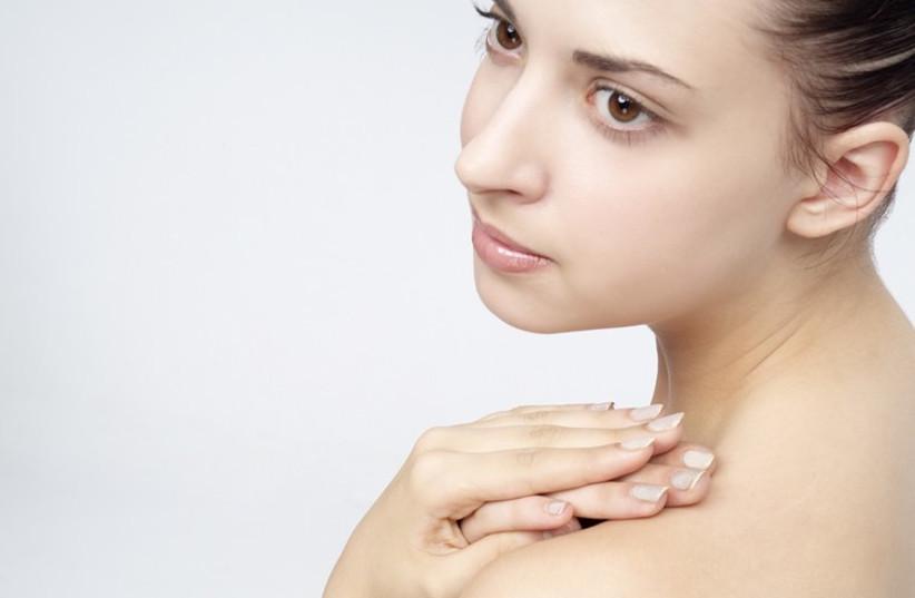 Shoulder pain (illustrative) (photo credit: INGIMAGE)