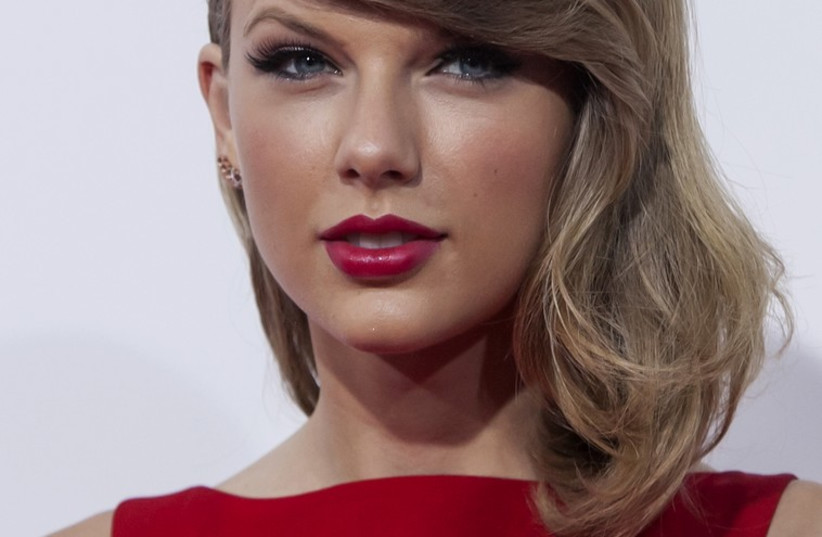 Taylor Swift. (photo credit: REUTERS)