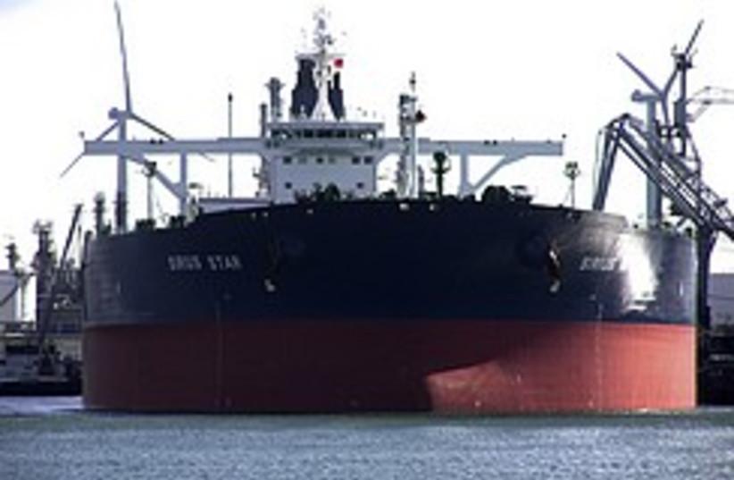oil tanker 248.88 (photo credit: AP)
