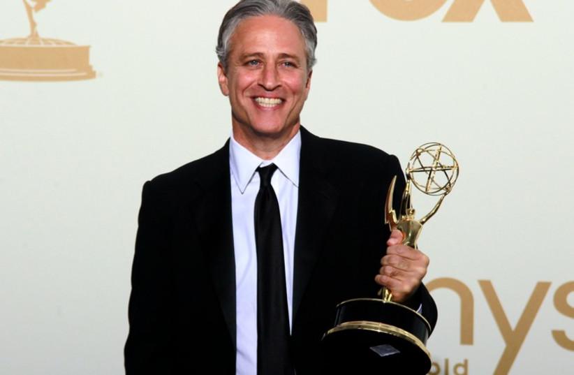 Jon Stewart  (photo credit: REUTERS)