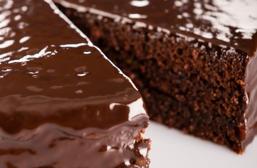 Chocolate cake (photo credit: INGIMAGE)
