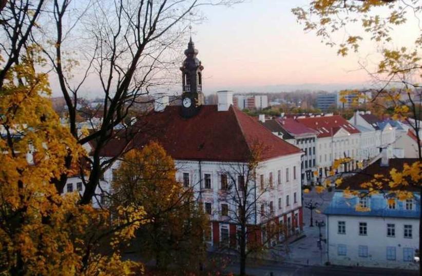 Tartu, Estonia. (photo credit: Wikimedia Commons)