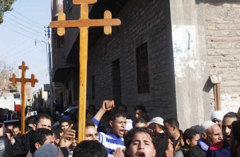 Egyptian Copts [File] (photo credit: REUTERS)